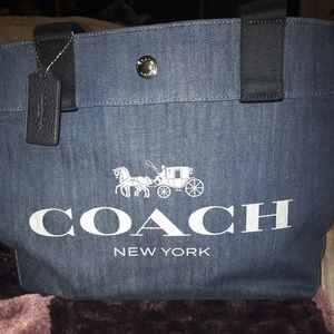 Authenticity Coach Tote